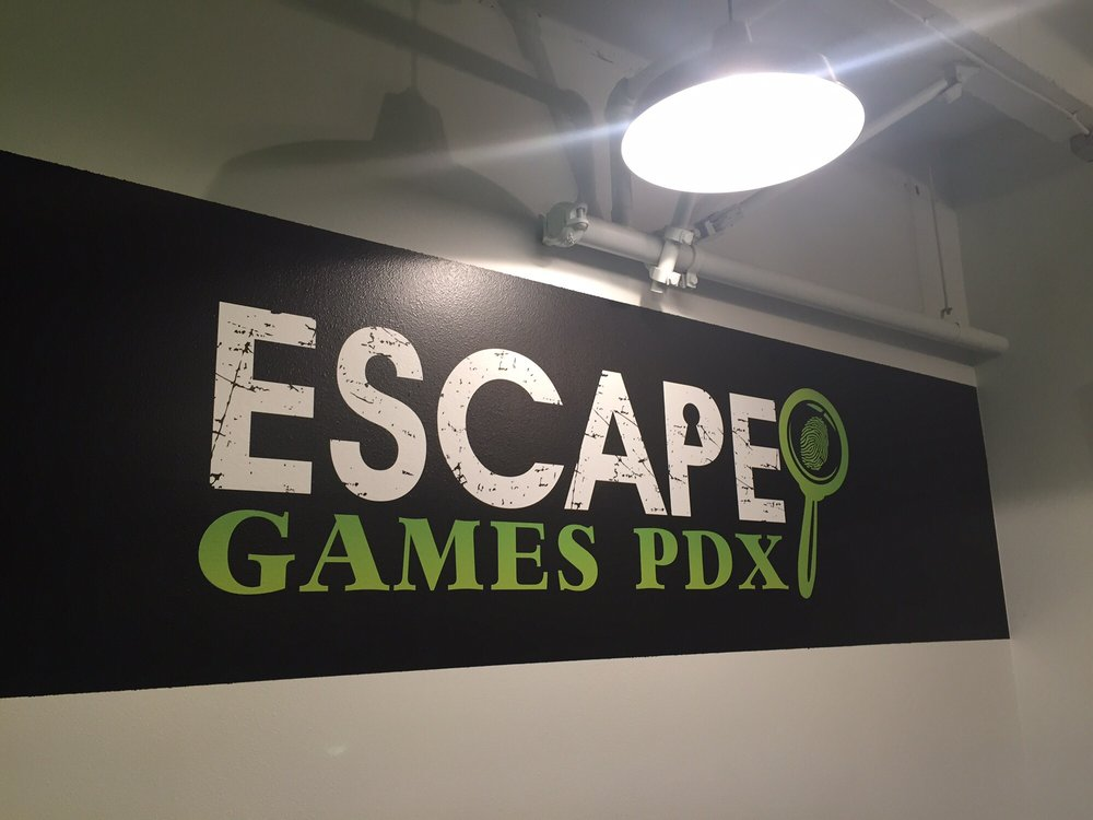 Sherlock 39 s secret escape games pdx for Secret escape games